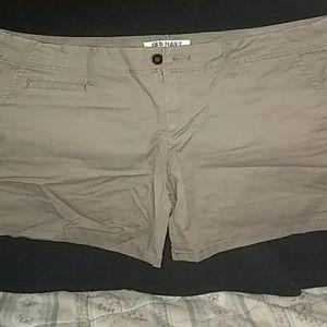 Cargo Style Shorts